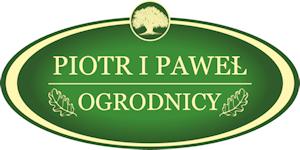 LOGO_ PIOTR I PAWEł OGRODNICY_Usługi Ogrodnicze Łomiank